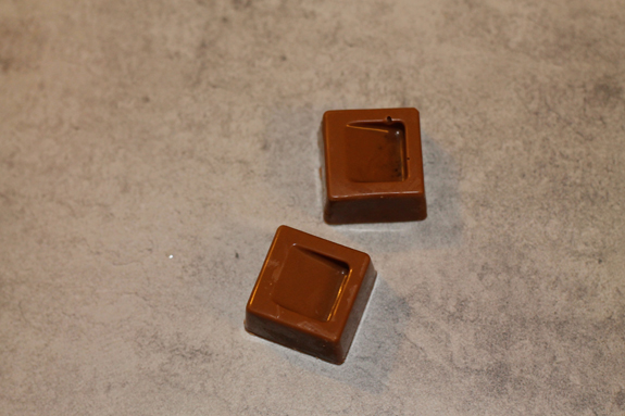 Chocolats au Gianduja