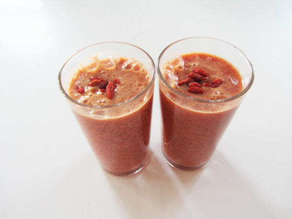 Smoothies-Goji
